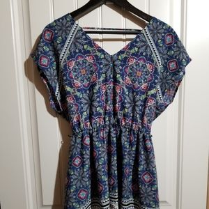 Size S Colorful Charlotte Russe Dress